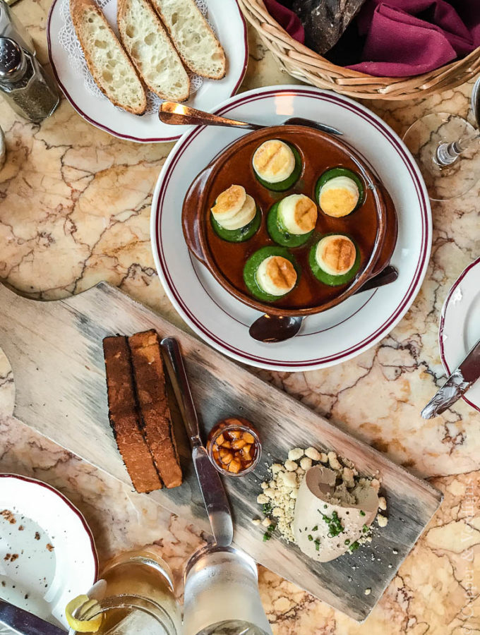 Le Diplomate appetizers